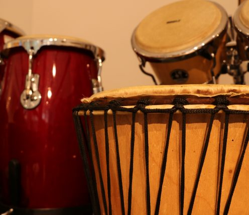 Drums at Nordoff Robbins Music Therapy