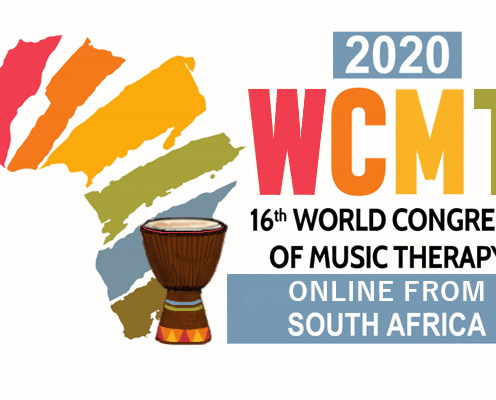 World Congress of Music Therapy logo