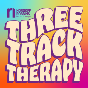 Three Track Therapy podcast artwork